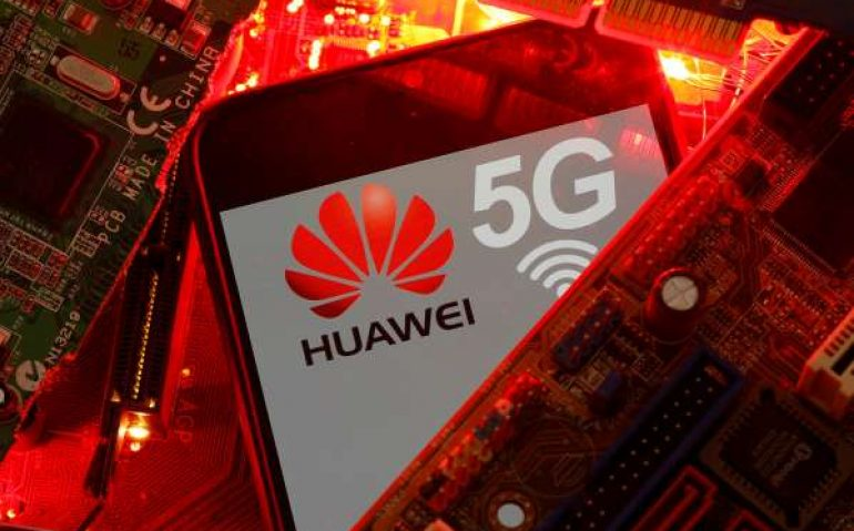 Canada has effectively moved to block China's Huawei from 5G, but ...