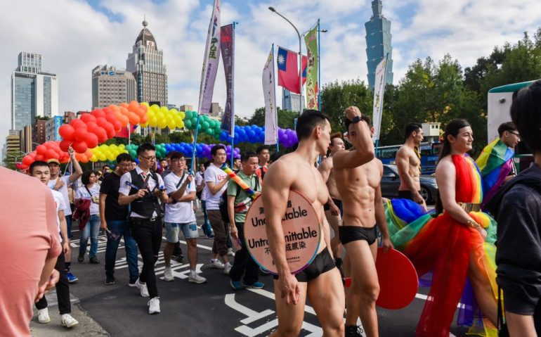 Taiwan to Host the World's Only Pride Parade During Pride Month in ...
