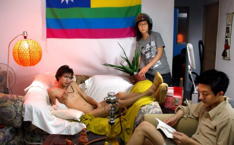 Asia's first major LGBTQ exhibition is opening this week