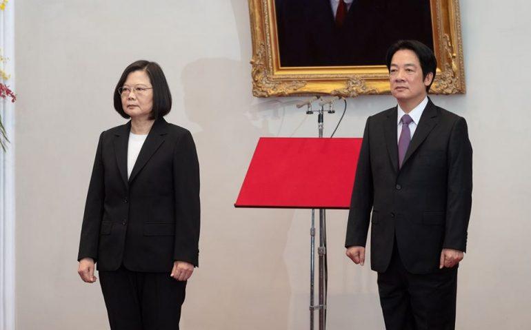 Tsai_Inauguration